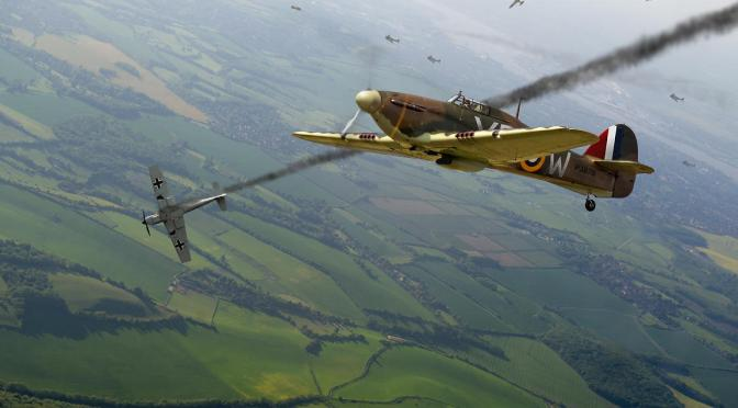 Canto 8: Battle of Britain