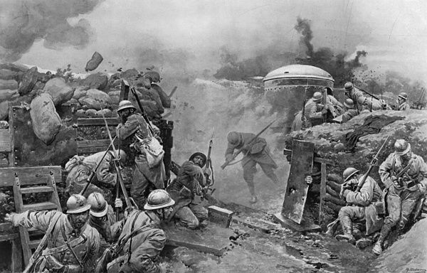Canto 3: The Great War
