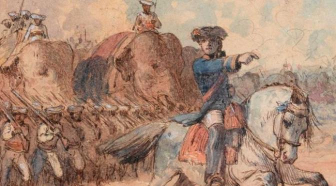 Canto 19: Seven Years War