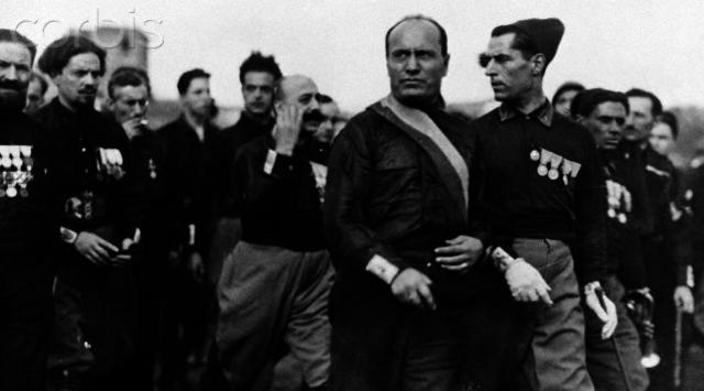 Canto 41: Fascist Dawn