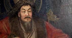 Canto 13: Mongols